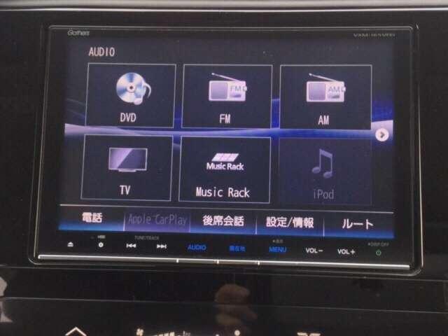 ハイブリッドX ホンダ純正メモリーナビ フルセグTV(10枚目)