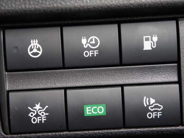エマージェンシーブレーキ搭載です!万が一の時に車が被害の軽減を手助けしてくれます!車線逸脱警報がセンターラインをはみ出しそうになっても警報で教えてくれます。