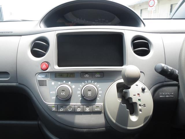 トヨタ シエンタ G 電動スライドドア ナビ スマートキー エアロ