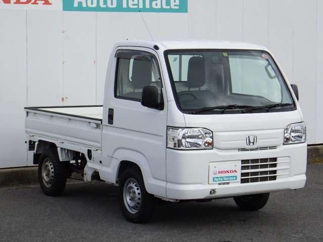 ホンダ アクティトラック アタック 5速マニュアルシフト 4WD