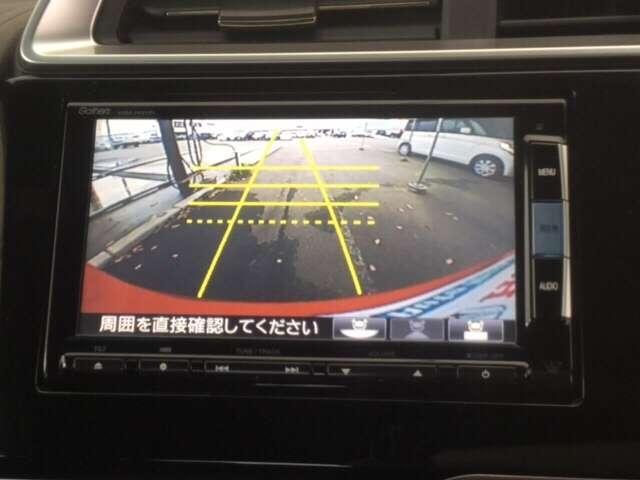 ホンダ フィット RS ホンダ純正メモリーナビ フルセグTV