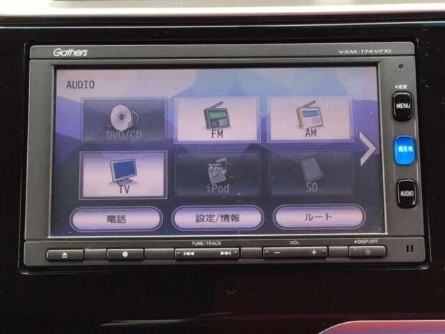 Fパッケージ コンフォートエディション 純正メモリーナビ シ(10枚目)