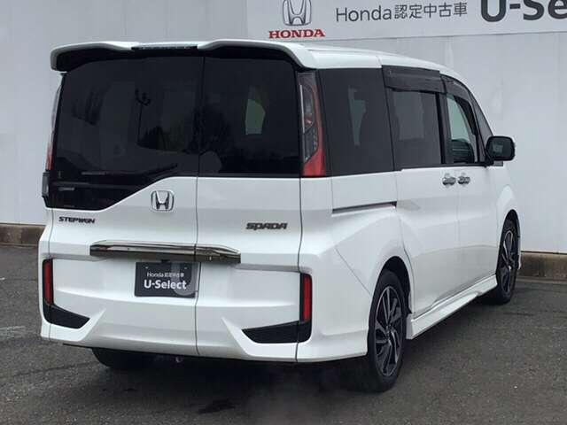 「ホンダ」「ステップワゴンスパーダ」「ミニバン・ワンボックス」「福岡県」の中古車7