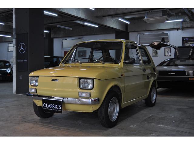 「フィアット」「フィアット 126」「コンパクトカー」「福岡県」の中古車2