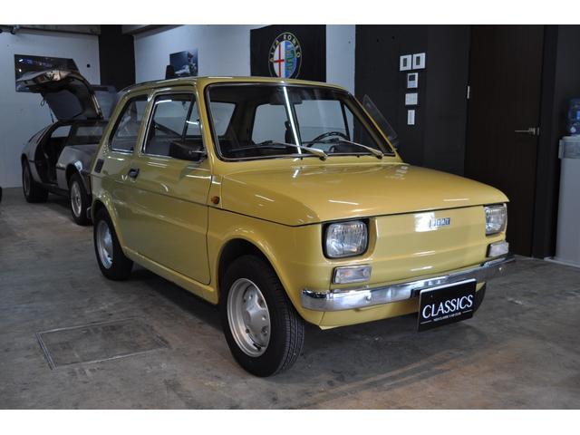 「フィアット」「フィアット 126」「コンパクトカー」「福岡県」の中古車4
