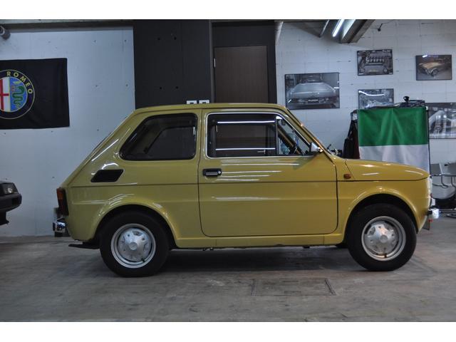 「フィアット」「フィアット 126」「コンパクトカー」「福岡県」の中古車5