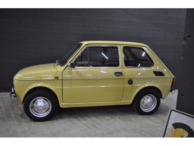 「フィアット」「フィアット 126」「コンパクトカー」「福岡県」の中古車6