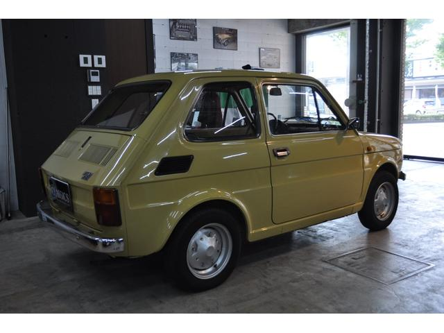 「フィアット」「フィアット 126」「コンパクトカー」「福岡県」の中古車7