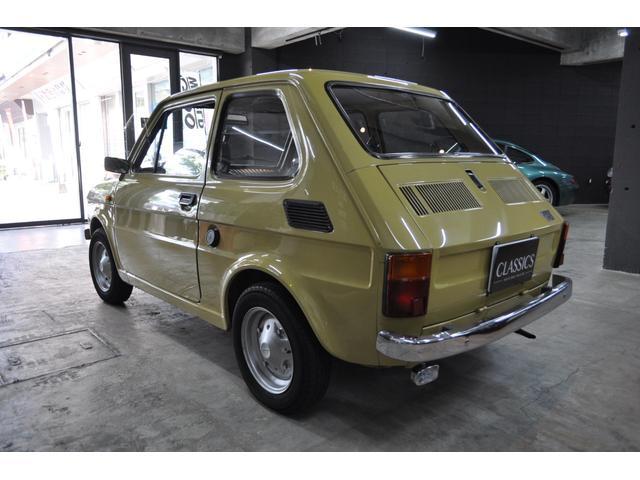 「フィアット」「フィアット 126」「コンパクトカー」「福岡県」の中古車9