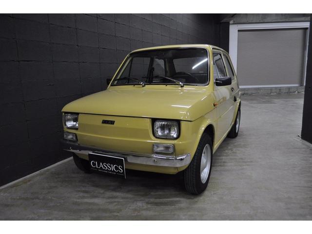 「フィアット」「フィアット 126」「コンパクトカー」「福岡県」の中古車32