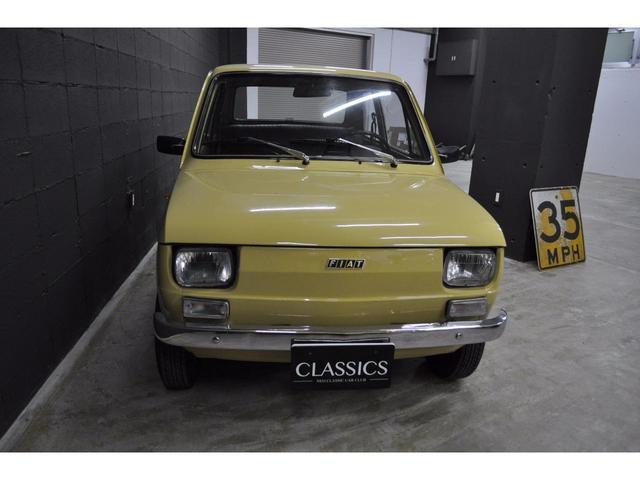 「フィアット」「フィアット 126」「コンパクトカー」「福岡県」の中古車33