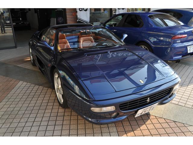 「フェラーリ」「フェラーリ 355F1」「クーペ」「福岡県」の中古車9