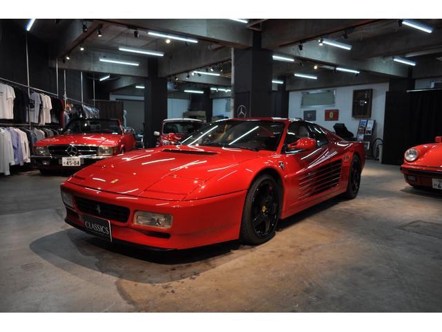 「フェラーリ」「フェラーリ 512TR」「クーペ」「福岡県」の中古車3