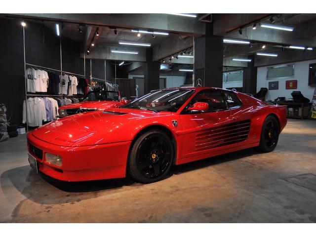 「フェラーリ」「フェラーリ 512TR」「クーペ」「福岡県」の中古車5