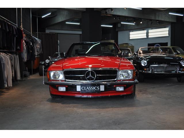 「メルセデスベンツ」「SLクラス」「オープンカー」「福岡県」の中古車3