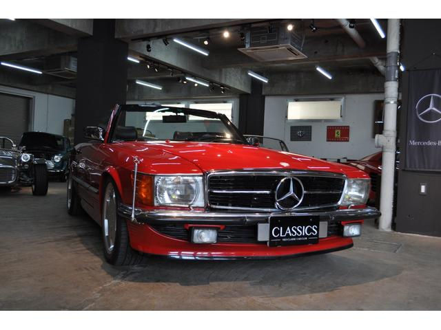 「メルセデスベンツ」「SLクラス」「オープンカー」「福岡県」の中古車8