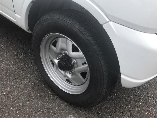 XG パートタイム4WD 5速ミッション 背面タイヤ(4枚目)