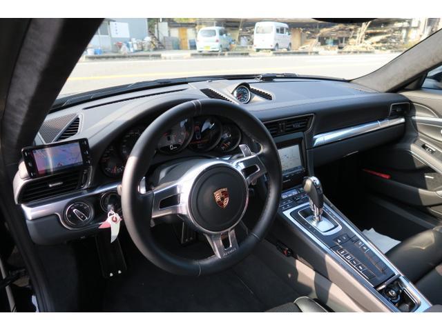 911カレラS スポーツクロノ PKG カレラS 本革パワーシート HDDナビ バックモニター フルセグ 純正20AW キーレス(12枚目)