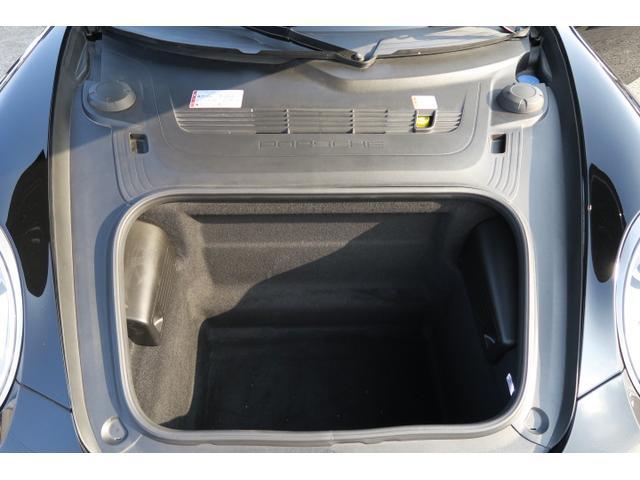 911カレラS スポーツクロノ PKG カレラS 本革パワーシート HDDナビ バックモニター フルセグ 純正20AW キーレス(25枚目)