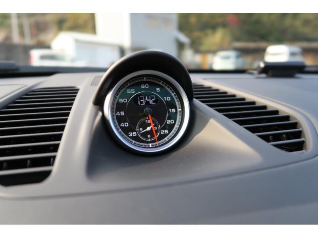 911カレラS スポーツクロノ PKG カレラS 本革パワーシート HDDナビ バックモニター フルセグ 純正20AW キーレス(31枚目)