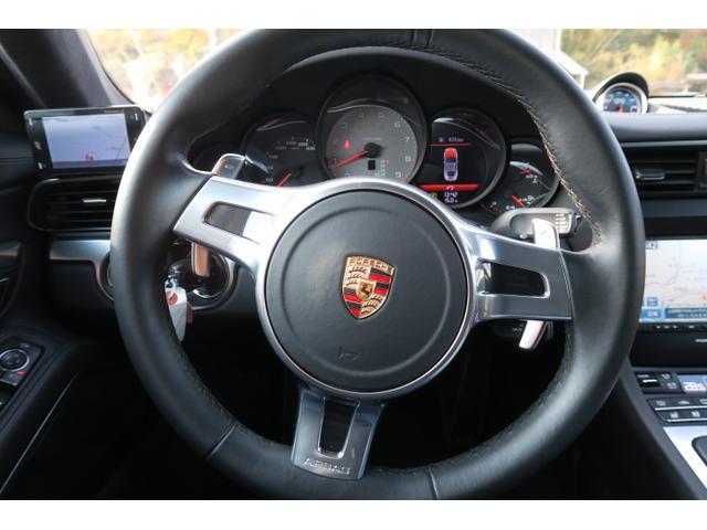 911カレラS スポーツクロノ PKG カレラS 本革パワーシート HDDナビ バックモニター フルセグ 純正20AW キーレス(32枚目)