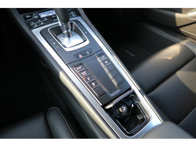 911カレラS スポーツクロノ PKG カレラS 本革パワーシート HDDナビ バックモニター フルセグ 純正20AW キーレス(33枚目)