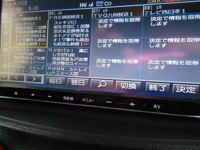 15X インディゴ+プラズマ メモリーナビ 地デジ HID(16枚目)