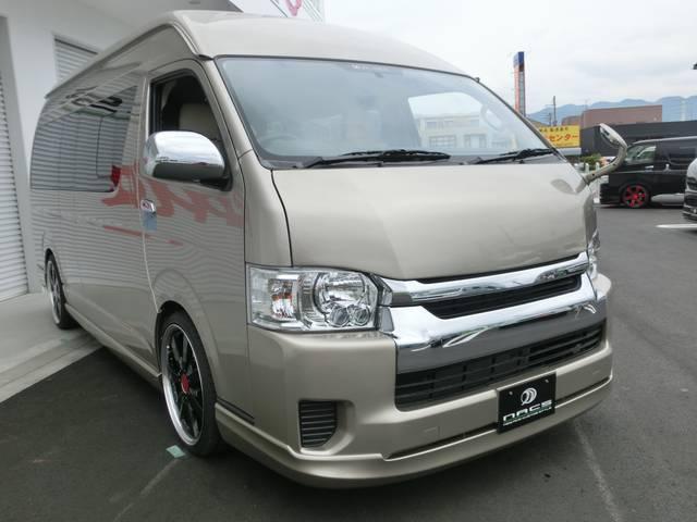 グランドキャビン レガンス新車エアロコンプリート TSSレス(7枚目)