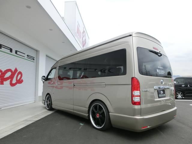 グランドキャビン レガンス新車エアロコンプリート TSSレス(14枚目)