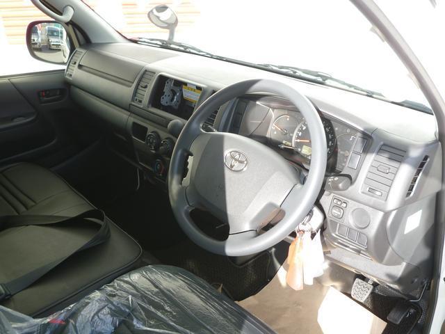 トヨタ ハイエースバン ロングDX  ディーゼル NACSエアロコンプリート