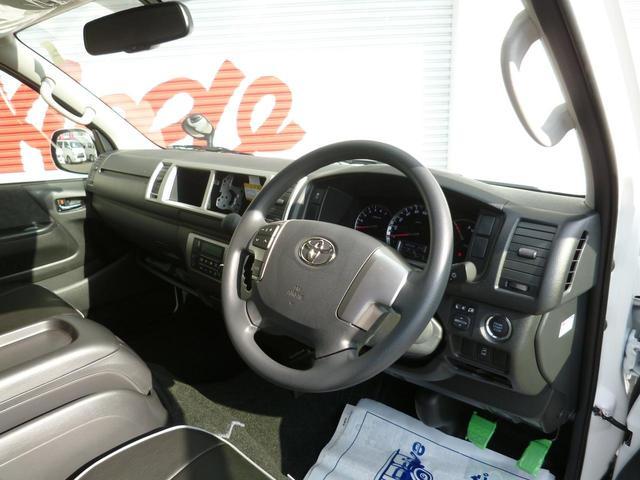トヨタ ハイエースワゴン GL セーフティセンス 公認10人乗りフラットベッド