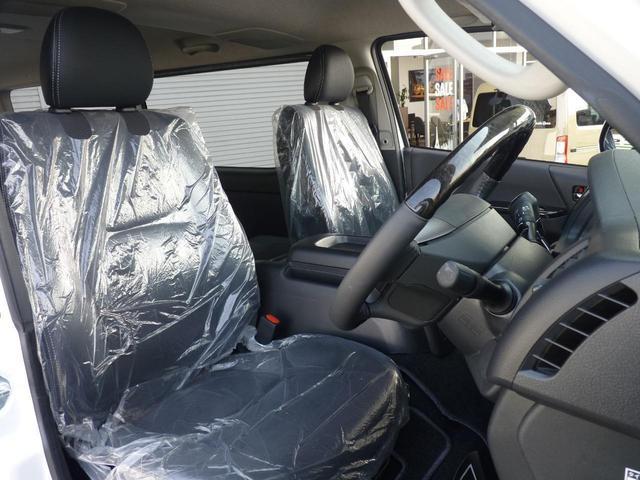 ダークプライム 4ナンバー8人乗りリフトアップ展示デモカー(18枚目)