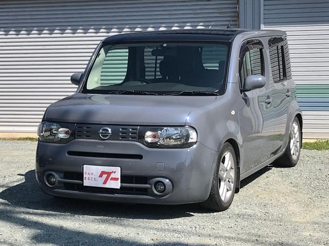 「日産」「キューブ」「ミニバン・ワンボックス」「福岡県」の中古車37