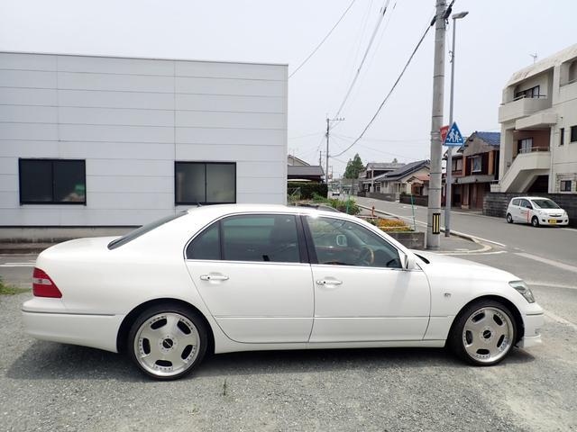 「トヨタ」「セルシオ」「セダン」「福岡県」の中古車6