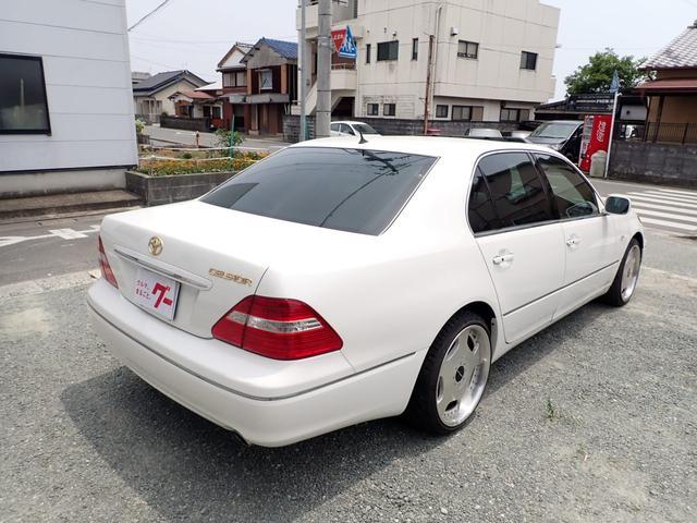 「トヨタ」「セルシオ」「セダン」「福岡県」の中古車10