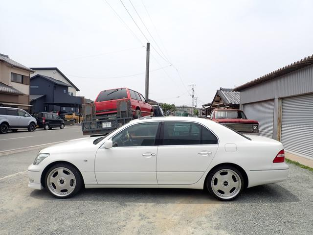 「トヨタ」「セルシオ」「セダン」「福岡県」の中古車12