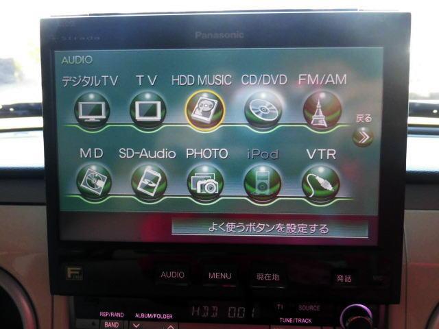 X HDDナビ地デジTVスマキーDVD再生プッシュスタート(33枚目)