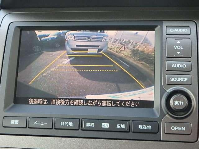 ホンダ クロスロード HDDナビエディション 純正HDDナビ フルセグ リアカメラ