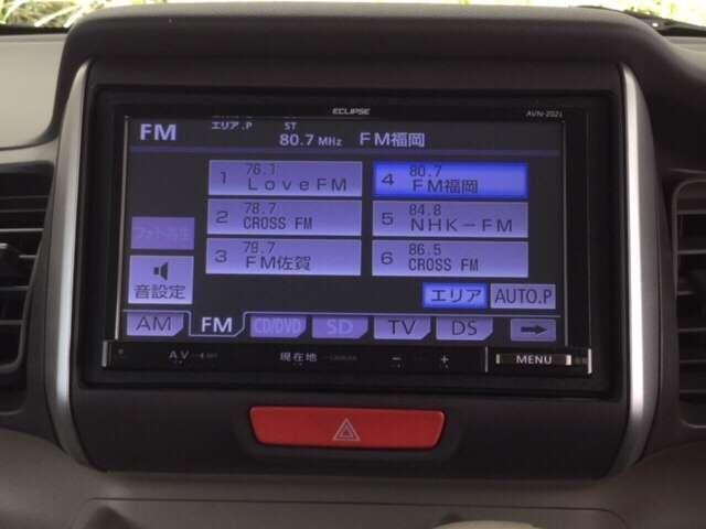 ホンダ N BOX+ G・Lパッケージ メモリーナビ フルセグ リアカメラ