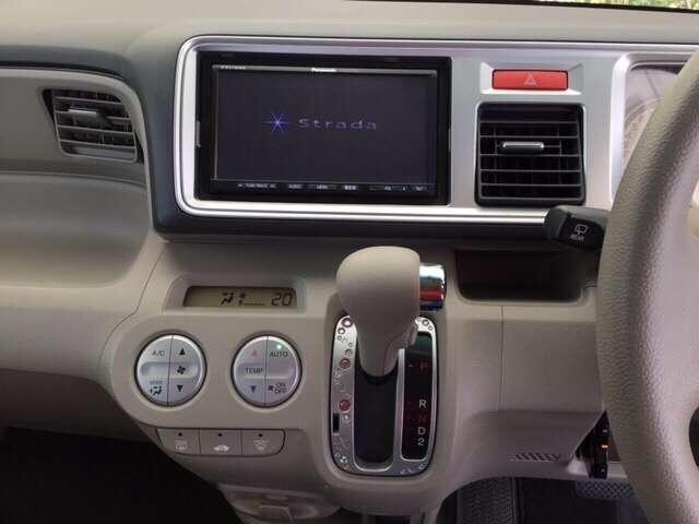 G特別仕様車 HIDスマートスペシャル メモリーナビ リアカ(9枚目)