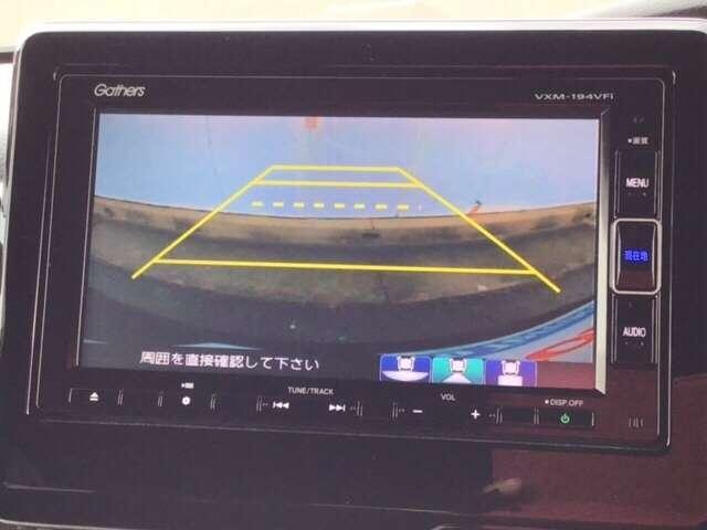 G・Lホンダセンシング 純正メモリーナビ パワースライドドア(11枚目)