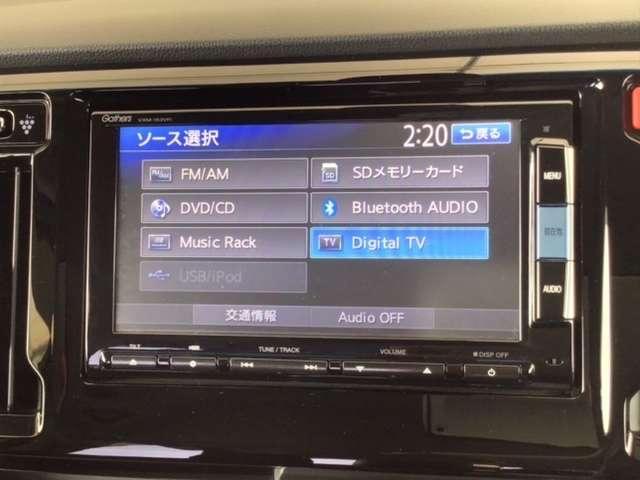 G・ターボパッケージ ホンダ純正メモリーナビ フルセグテレビ キーフリ AW スマキー フルセグTV クルコン ETC メモリナビ エアロ ターボ車 ベンチシート DVD再生 盗難防止装置 ABS サイドエアバック AC(11枚目)
