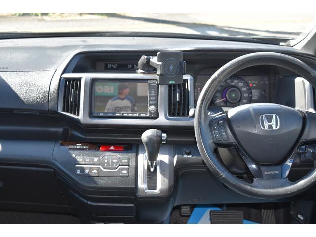 S HDDナビ フルセグ 大型フリップダウンモニター アルミ(11枚目)