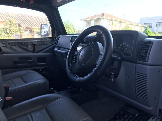 AMC・ジープ AMCジープ ラングラー ハイリフト ソフトトップ