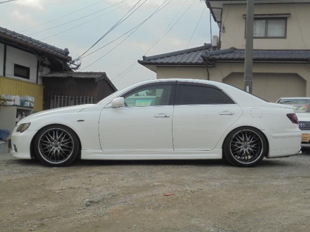 250G Lパッケージ・Kブレフルエアロ・マフラー・車高調・(8枚目)