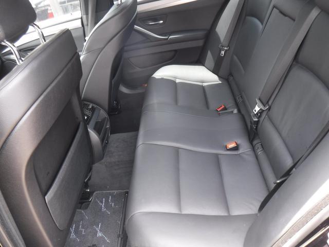 528i Mスポーツパッケージ・純正マルチ・黒革シート・D車(15枚目)