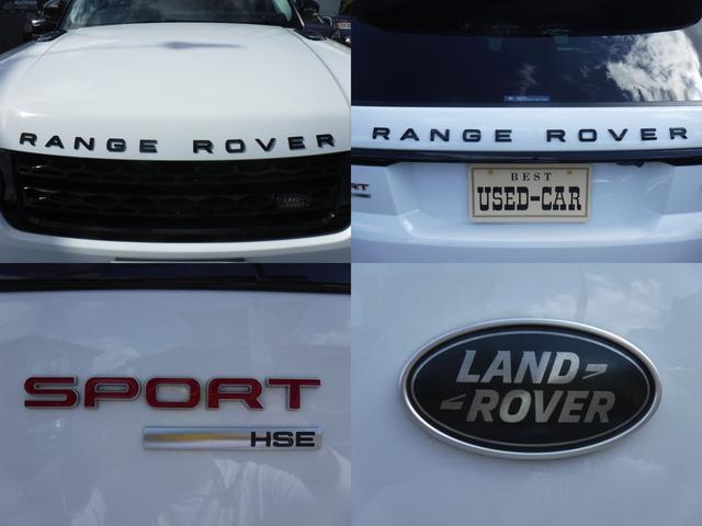 「ランドローバー」「レンジローバースポーツ」「SUV・クロカン」「佐賀県」の中古車49