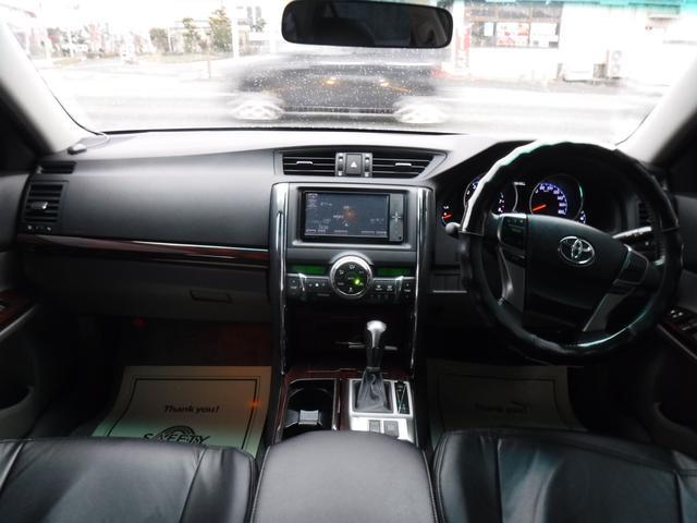250G リラックスセレクション G.S後期仕様・G.S専用エアロ・社外SDナビ・CD録音・DVD再生・フルセグ・20AW・車高調KIT・W2本出しマフラー・L字テール・電格LEDウインカーミラー・黒革シートカバー・ルーフラッピング(40枚目)