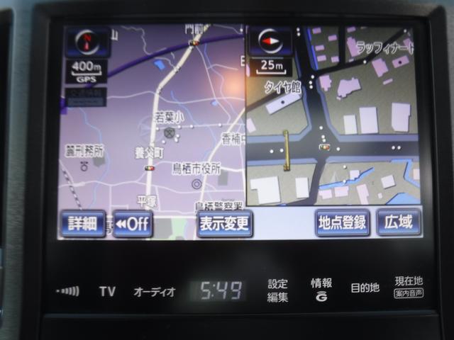 Fバージョン 純正HDDナビ・黒革シート・サンルーフ・純正18インチAW(50枚目)