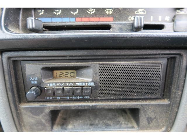 ダンプ セレクト4WD ラジオ(19枚目)